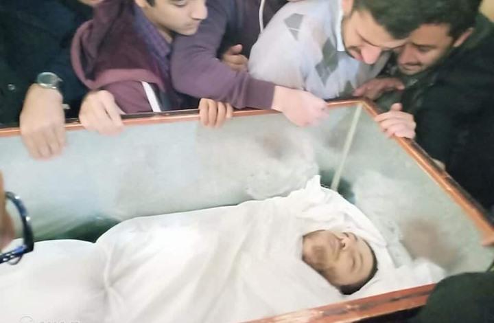 أجواء مؤثرة بتشييع الشبان الذين جرى إعدامهم بمصر (شاهد)