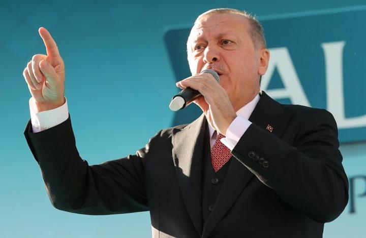 أردوغان: نتنياهو لم يكن صديقا لنا ولن يكون