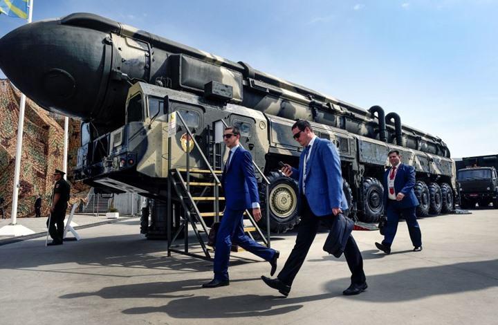 هل يشكل سباق التسلح بين أمريكا وروسيا تهديدا للعالم؟