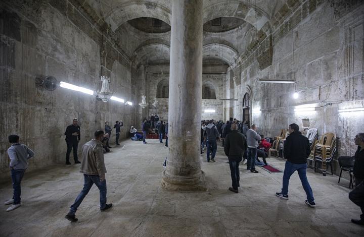 تحذيرات مقدسية: الاحتلال ينوي إغلاق مصلى باب الرحمة (شاهد)