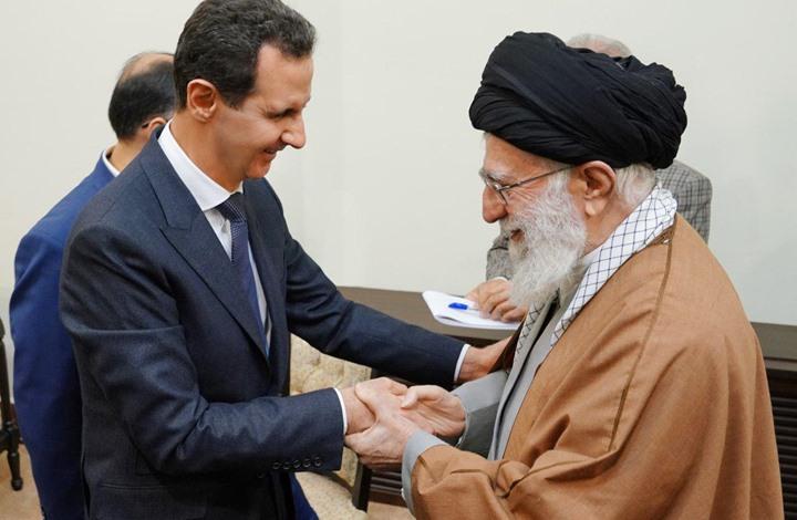 عبداللهيان يكشف عن رسالة خامنئي للأسد بداية الثورة السورية