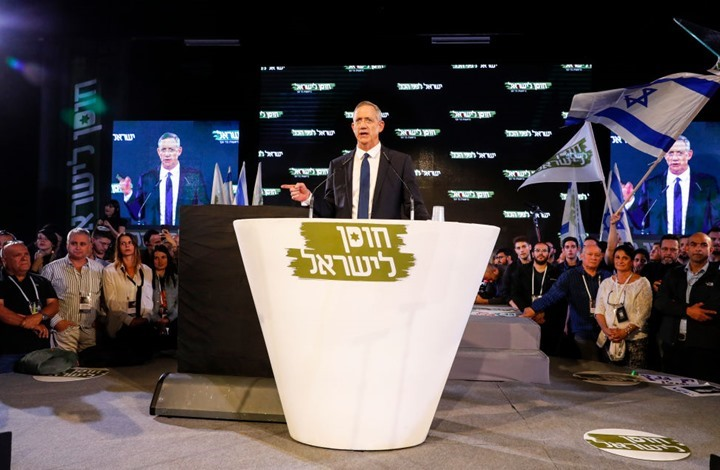 هذه متطلبات حزب أزرق-أبيض للفوز بالانتخابات الإسرائيلية القادمة