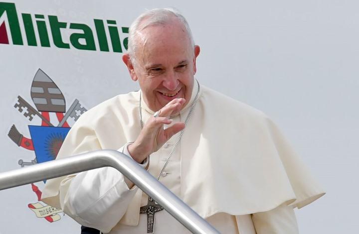 البابا في زيارة للعراق لأول مرة.. وسيلتقي السيستاني
