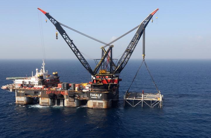 السلطات الإسرائيلية تحدّ من إنتاج الغاز في لوثيان بسبب خلل