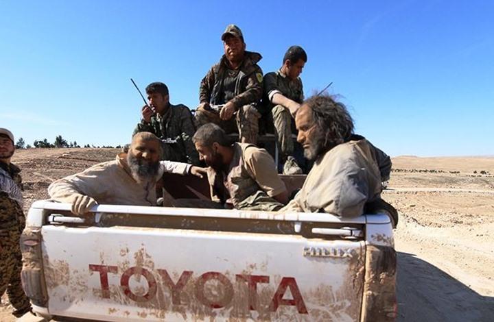 هذه جنسيات المقاتلين الأجانب الأسرى بسوريا وتعدادهم (ملف)