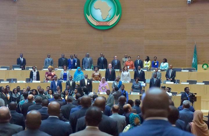 ما دلالة حصول الاحتلال على صفة مراقب بالاتحاد الأفريقي؟