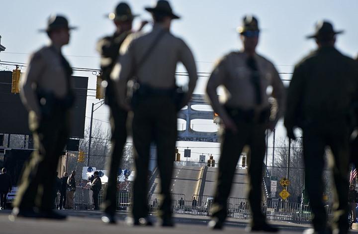 """شرطة ولاية أمريكية توجه نداء لـ""""المجرمين"""" بسبب كورونا"""