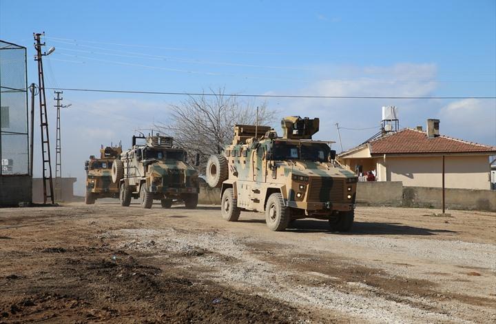 مقتل جندي تركي بانفجار استهدف دوريته في إدلب