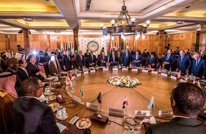 الجامعة العربية تُسقط مشروعا فلسطينيا يدين التطبيع.. وردود
