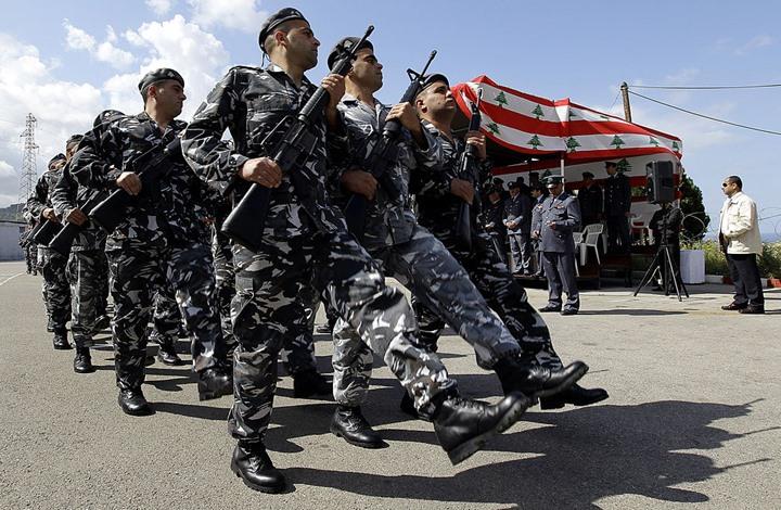 أمن لبنان: توقيف عناصر بتنظيم الدولة خططوا لقتل عسكريين