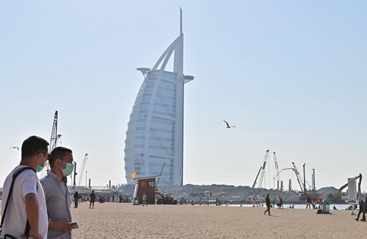 انهيار السياحة في دبي بعد انتشار سلالات كورونا الجديدة