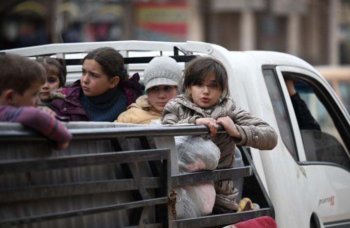 نازحون سوريون يخشون دفع ثمن الفيتو الروسي بمجلس الأمن