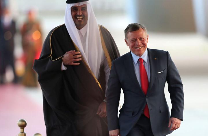 مصادر أردنية: أمير قطر يزور عمّان قريبا