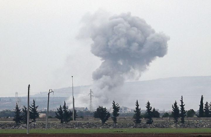 إصابات بقصف لقوات الأسد في إدلب السورية