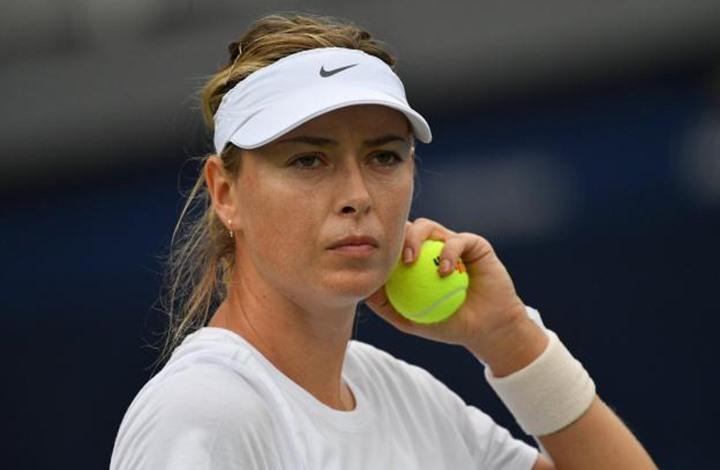 الروسية شارابوفا تُودع ملاعب التنس بعد مسيرة حافلة بالألقاب