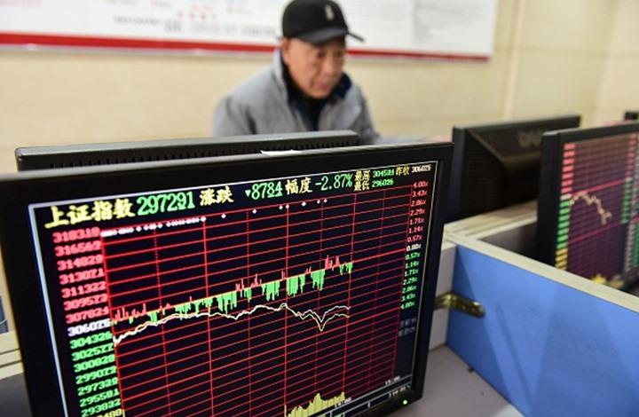 الأسهم الصينية تخسر 9% بسبب كورونا وعدد الضحايا يصل إلى 360
