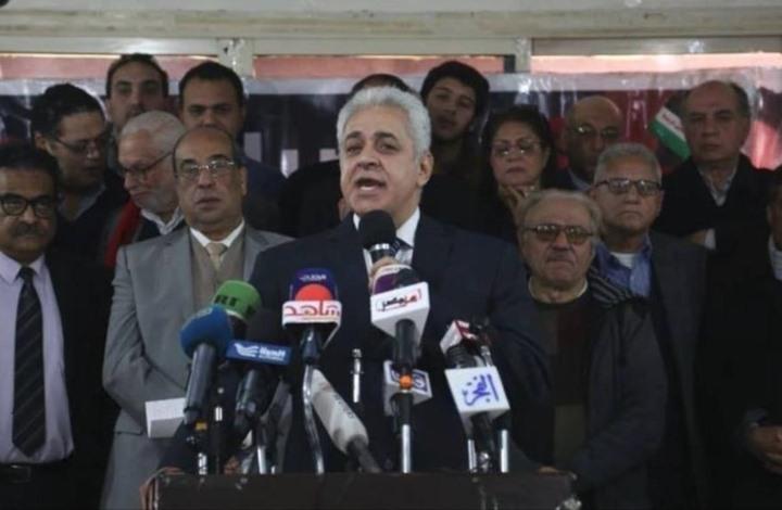"""حركة مصرية معارضة تعد قانون انتخابات وتستثني """"الإخوان"""""""