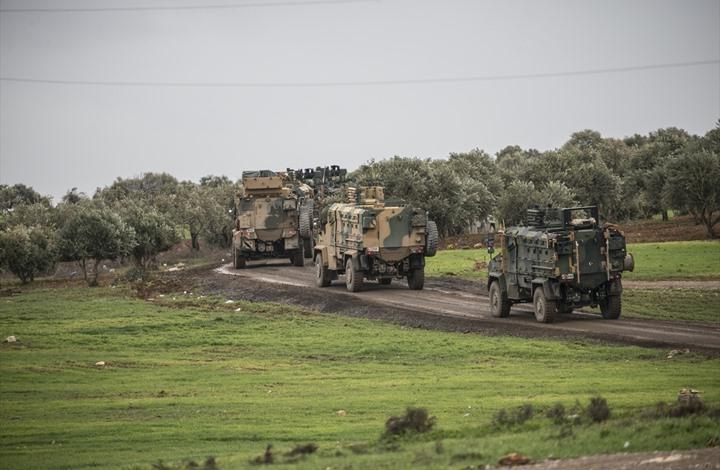 """تركيا ترسل تعزيزات إلى سوريا وتؤكد جاهزيتها """"لكافة المهام"""""""
