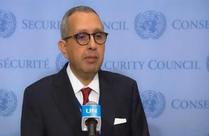الرئاسة التونسية توضح أسباب إعفاء مندوبها بمجلس الأمن