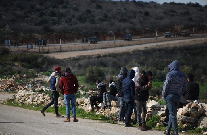 إصابات بمواجهات مع الاحتلال خلال تشييع شهيد بالضفة (شاهد)