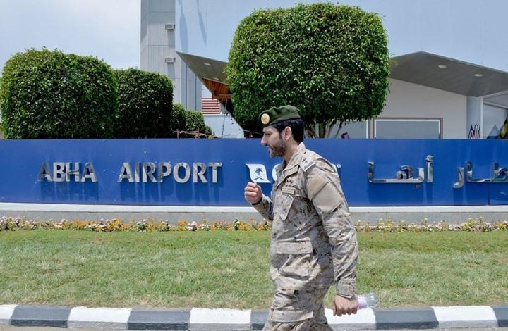 حريق طائرة بمطار أبها.. والحوثيون يتبنون القصف بالمسيّرات