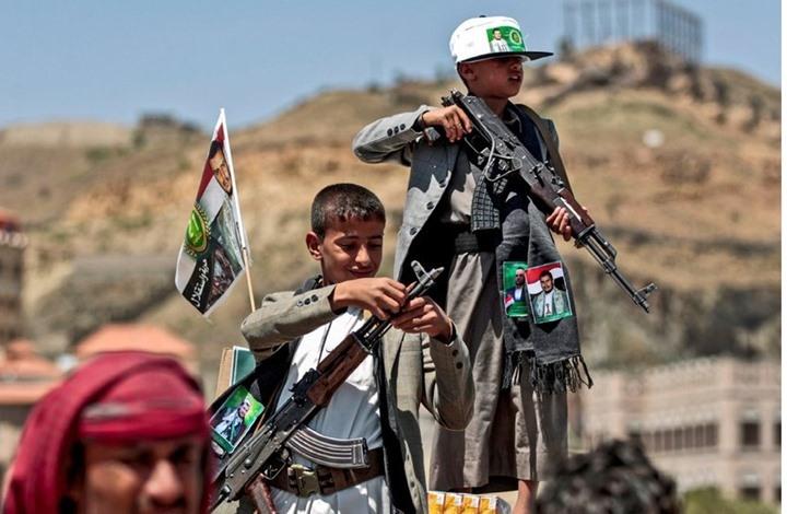 تقارير حقوقية تتهم الحوثيين بتجنيد آلاف الأطفال في اليمن