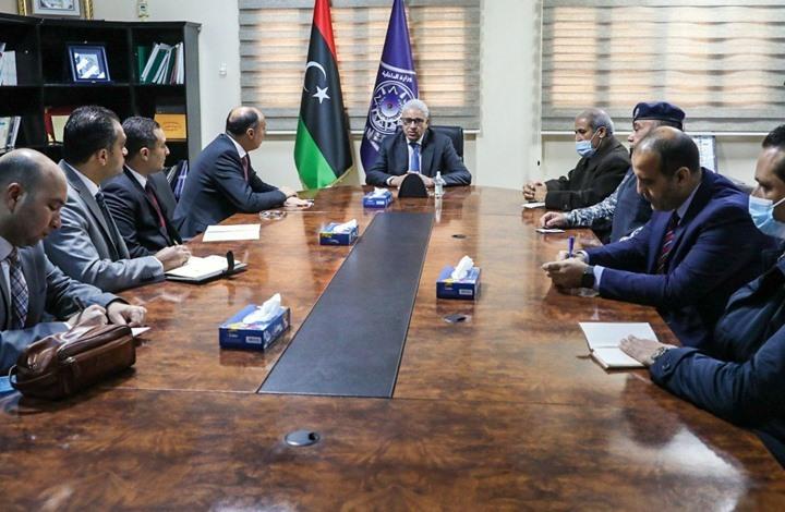 مصر تشرع بخطوات عملية لافتتاح سفارتها في طرابلس الليبية