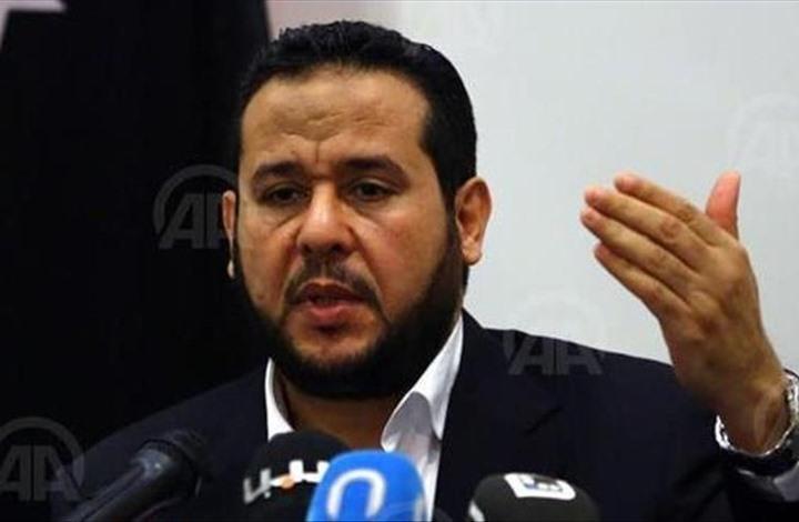 """بلحاج لـ """"عربي21"""": الحكومة الوطنية لها فرصة ثمينة لإنقاذ ليبيا"""