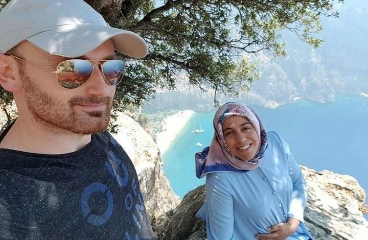 تركي يلقي بزوجته من فوق منحدر للاستفادة من أموال التأمين