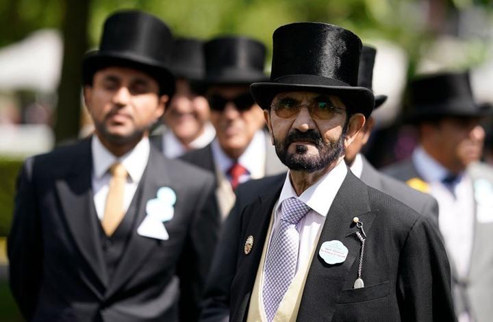 """""""سكاي نيوز"""" تسلط الضوء على أملاك حاكم دبي ببريطانيا"""