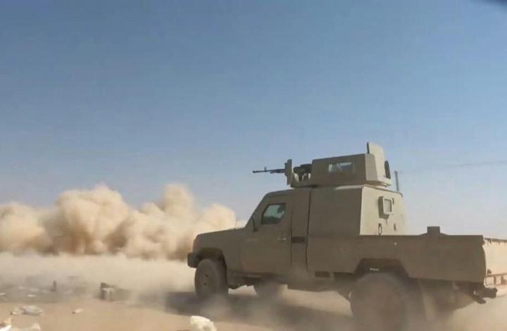 نحو 100 قتيل باشتباكات الجيش اليمني مع الحوثيين في مأرب