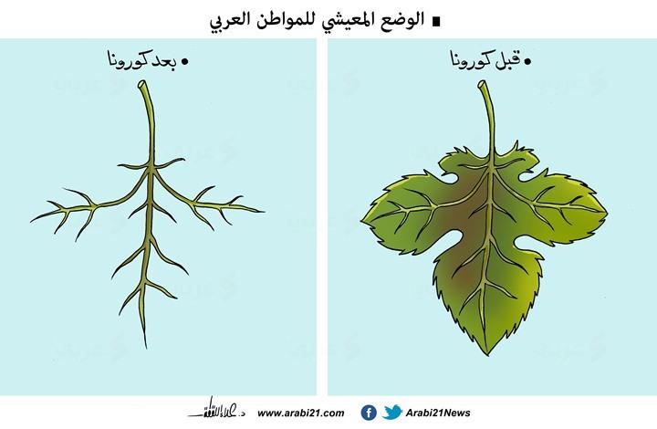 الوضع المعيشي للمواطن العربي..