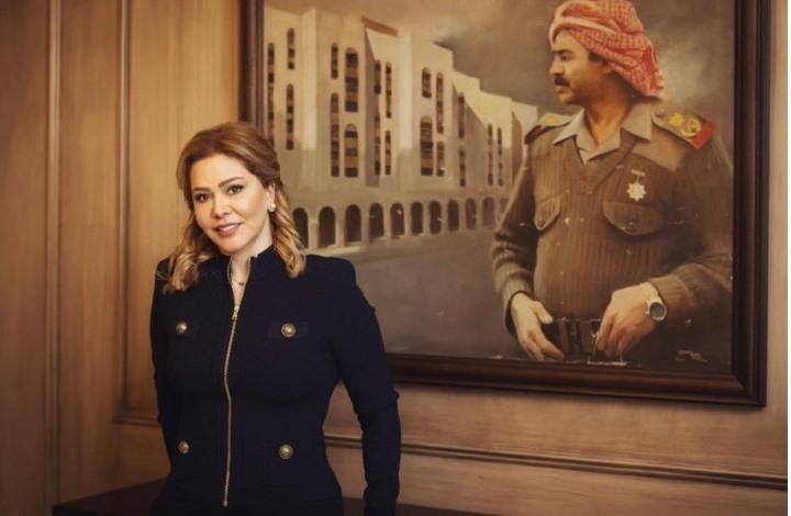 """رغد صدّام حسين تغرّد بذكرى """"معركة تحرير الفاو"""" (شاهد)"""