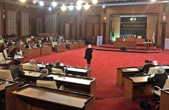 النواب الليبي يعلق جلسة منح الثقة للحكومة ويطلب حضور دبيبة