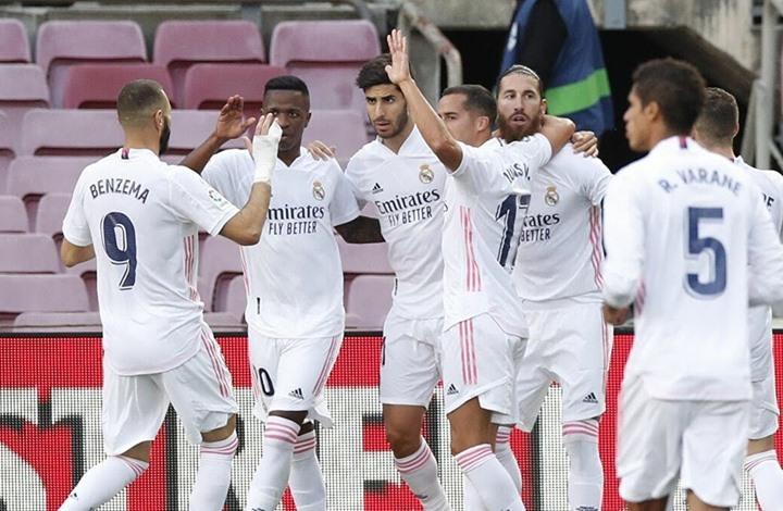 غيابات وازنة بريال مدريد في مباراته أمام أتالانتا