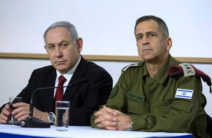 تقدير إسرائيلي: التعيينات العسكرية متأثرة بالانتخابات