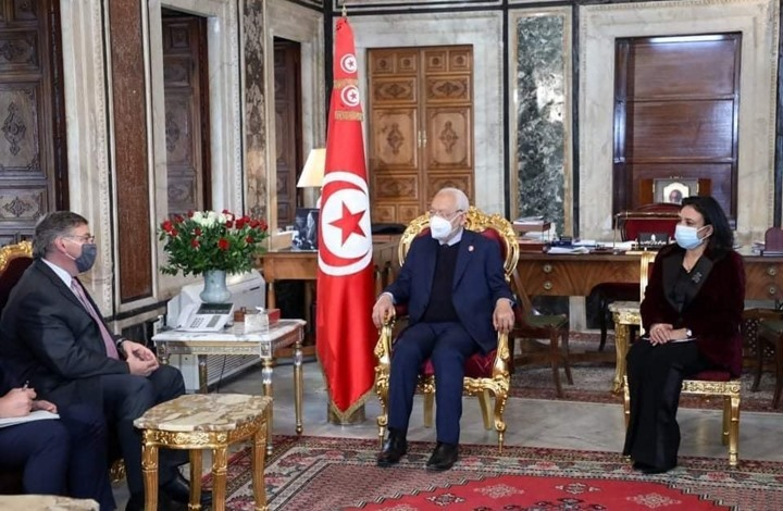 """قيادي في """"النهضة"""" لـ """"عربي21"""": أمريكا تدعم التوافق في تونس"""