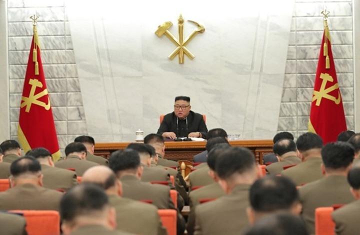 زعيم كوريا الشمالية يدعو الجيش إلى مزيد من الانضباط
