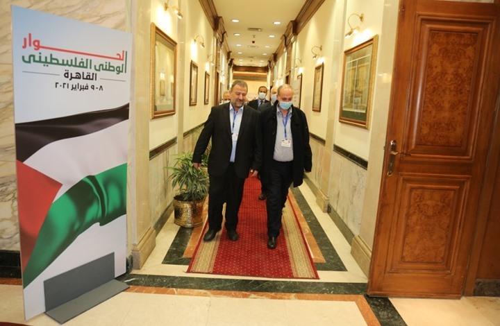 """""""عربي21"""" تكشف تفاصيل الجلسة الأولى للقاء الفصائل بالقاهرة"""