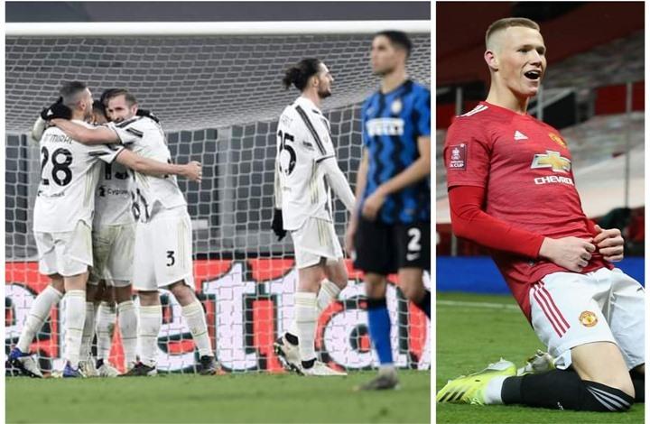 اليوفي يتأهل لنهائي كأس إيطاليا والمانيو يعبر لربع كأس إنجلترا