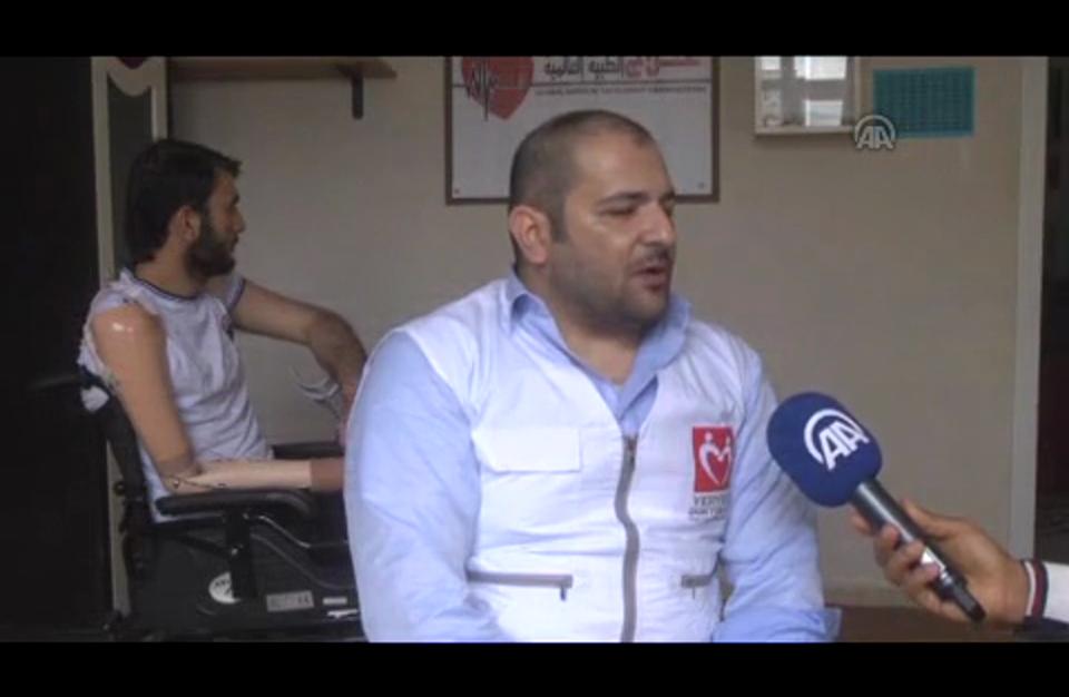 طبيبان وهبا حياتهما لعلاج جراح السوريين