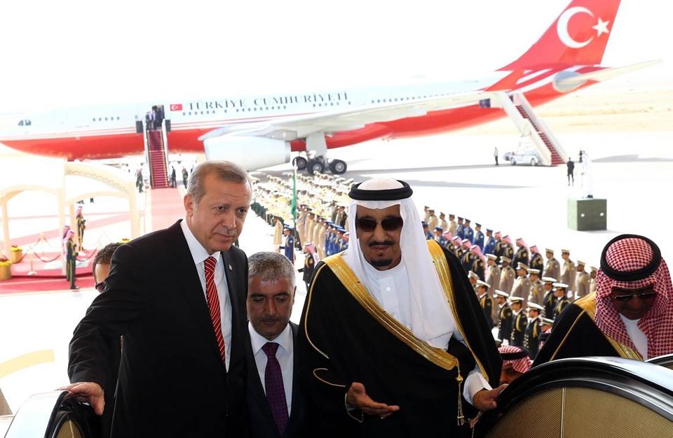 اتفاق تركي سعودي على الحوار لحل الخلافات العالقة