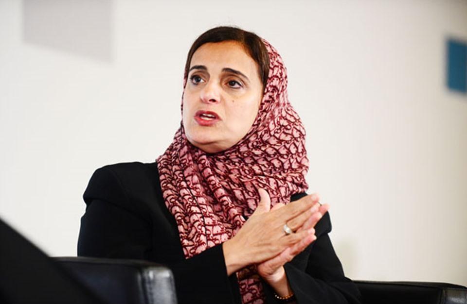 أريبيان بزنس: الشيخة لبنى القاسمي الأكثر تأثيرا للعام الخامس