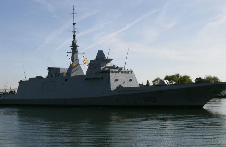 مصر تجري مناورات عسكرية مشتركة مع فرنسا في البحر المتوسط