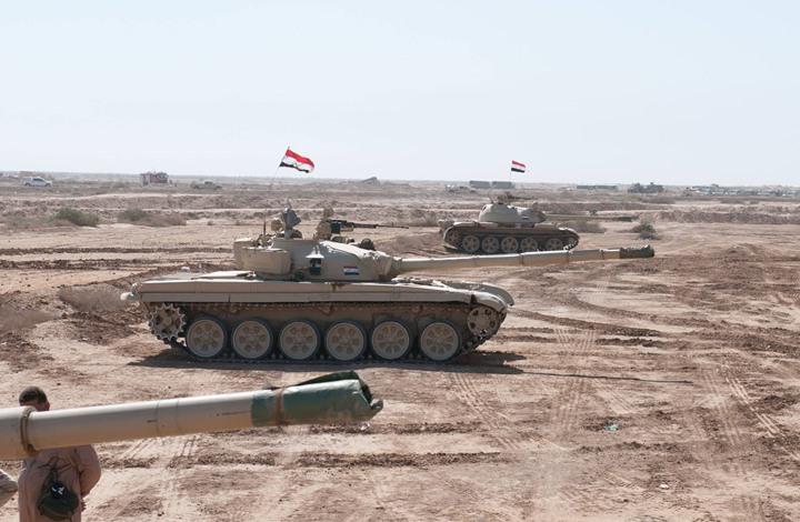 القوات العراقية تعلن استعادة بلدة الرمانة غرب الأنبار