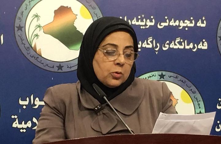برلمانية عراقية تطالب بقانون يشجّع الرجال على التعدد (شاهد)