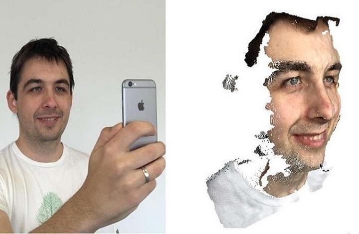 ميزة التعرف على الوجه.. هل نراها قريبا في أجهزة أبل؟