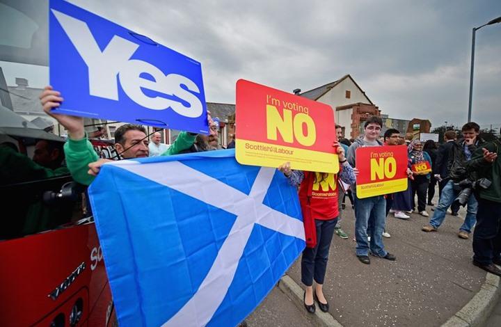 """بعد """"بريكست"""".. اسكتلندا تتجه لاستفتاء جديد على الاستقلال"""