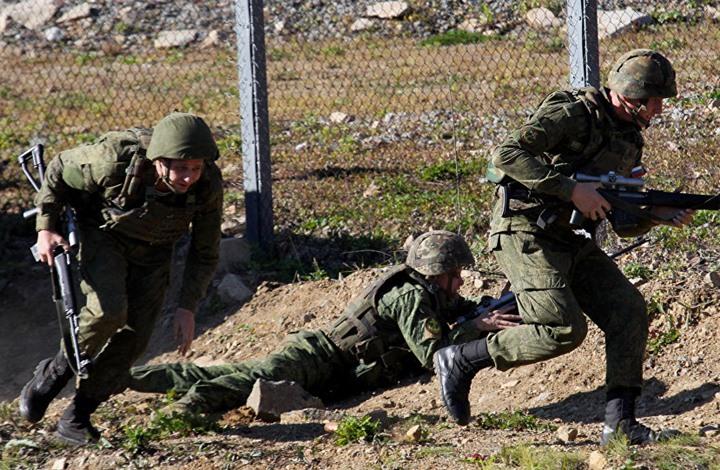 روسيا تنشر قوات خاصة في مصر استعدادا لإسناد حفتر