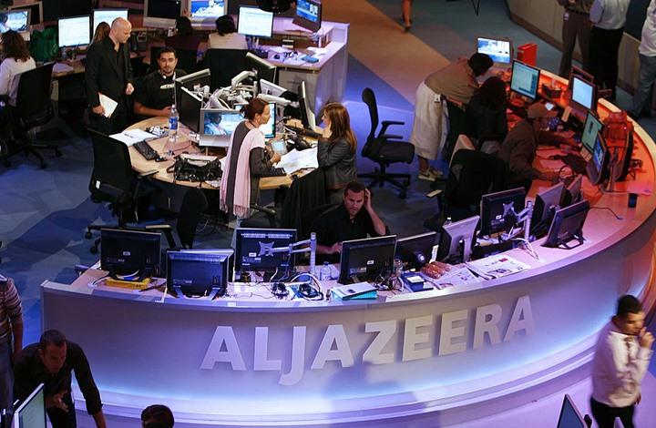 """مؤسسة أوروبية تصنف """"الجزيرة نت"""" سادس أقوى مصدر أخبار عالميا"""